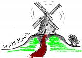P'tit Moulin Logo